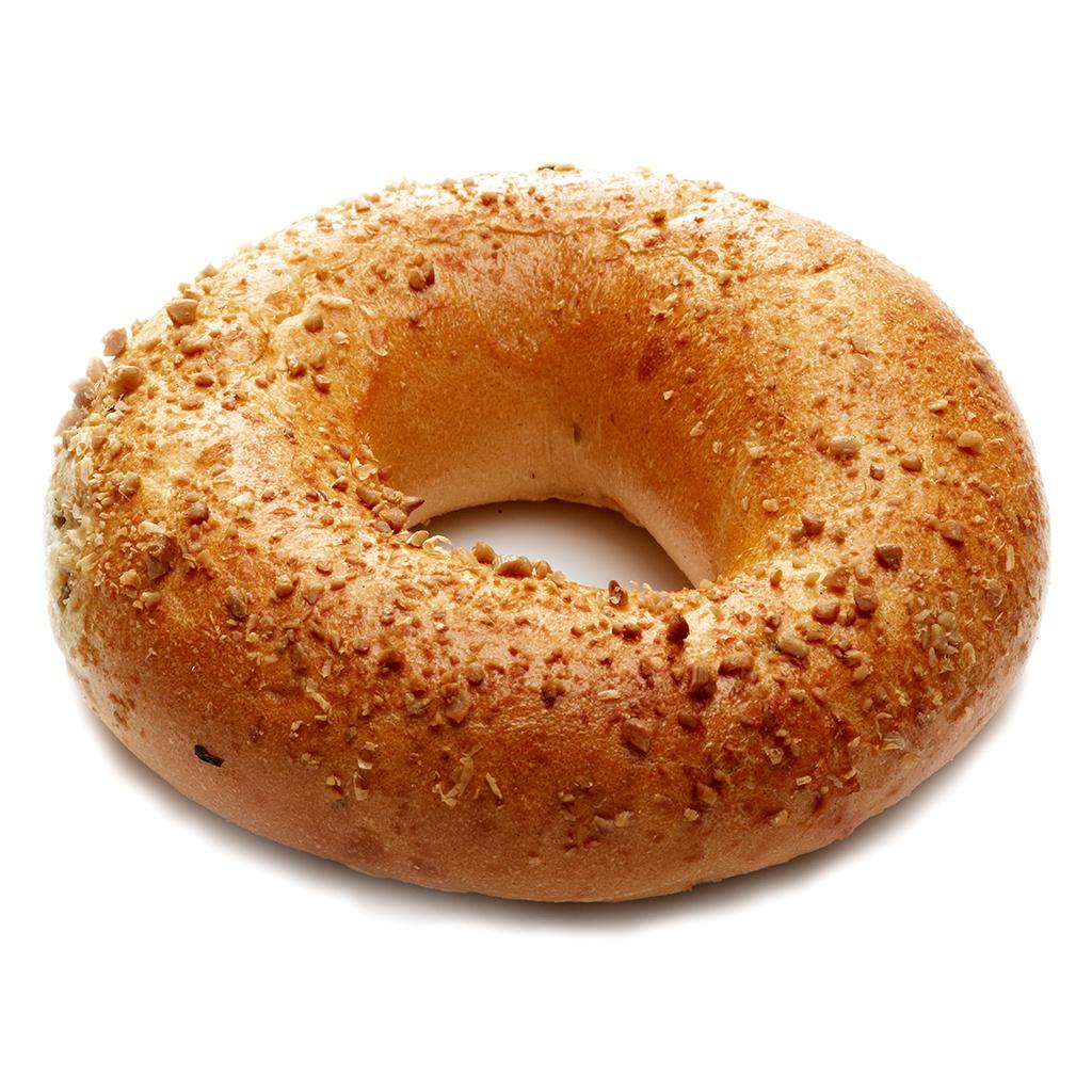 bagel jalapeño