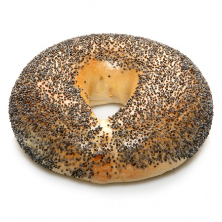 Bagel Poppyseed