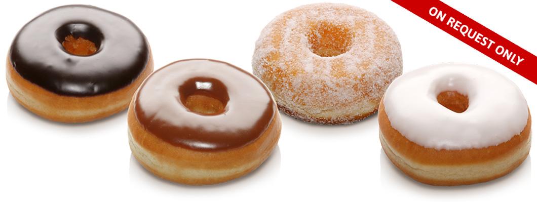 Original american Donuts from American Bagel Company Hamburg