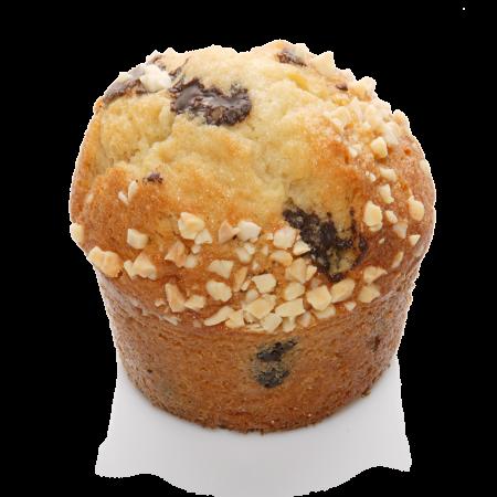 Muffin Banane-Schokolade