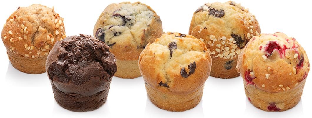 American Bagel Company Muffins