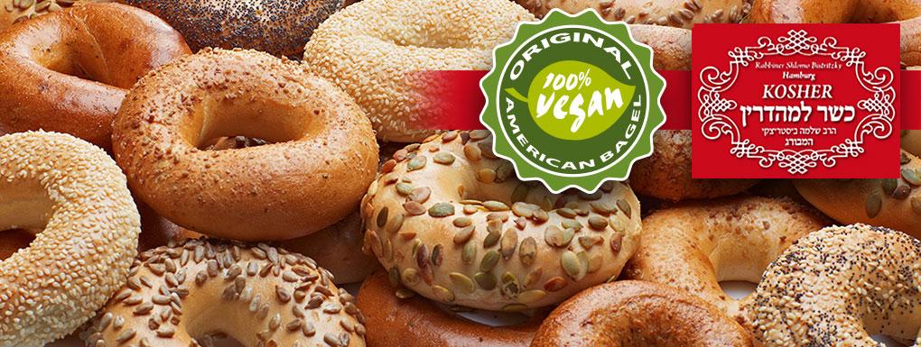 bagel vegan kosher
