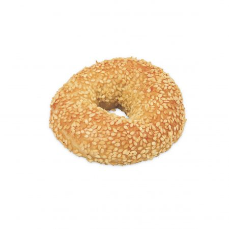 Mini bagel sesame